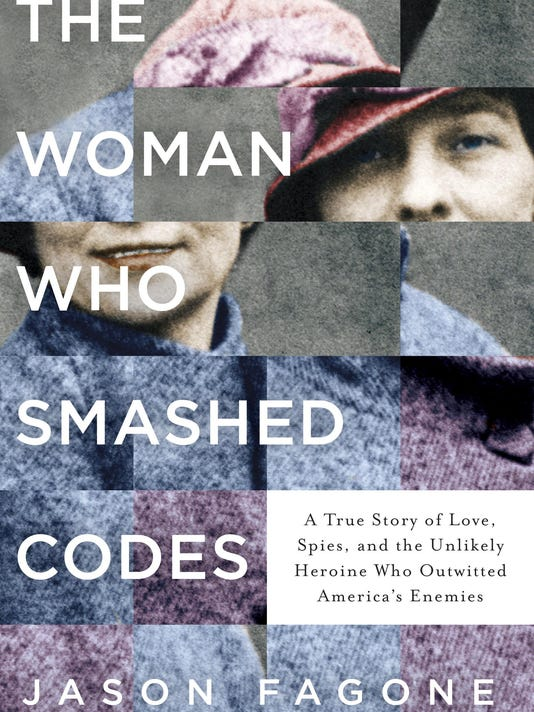 Book Review - The Woman Who Smashed Codes