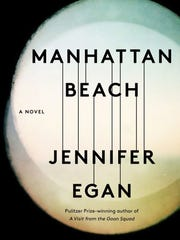 'Manhattan Beach' by Jennifer Egan