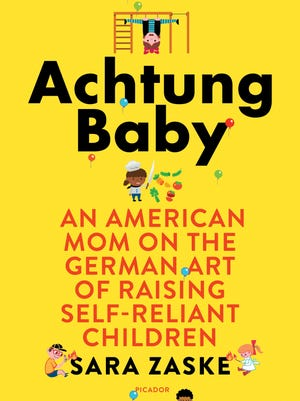'Achtung Baby' by Sara Ziske