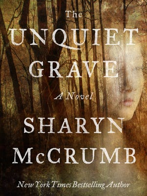 """Based on a true story from Greenbrier County, West Virginia, Sharyn McCrumb's historical novel """"The Unquiet Grave"""" chronicles the notorious trial of a horse-stealing blacksmith accused of strangling his third wife to death in 1897."""