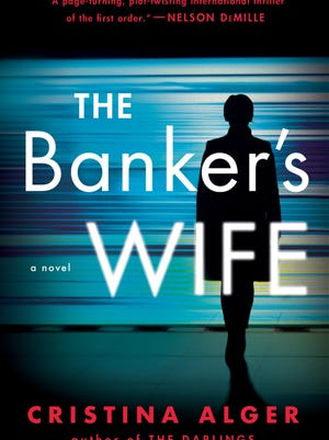 """""""The Banker's Wife"""" by Cristina Alger"""
