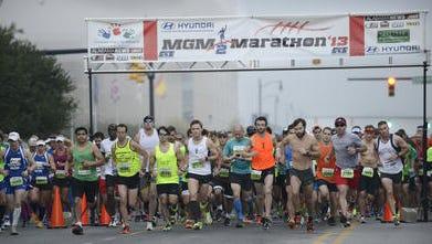Montgomery Half Marathon 2013