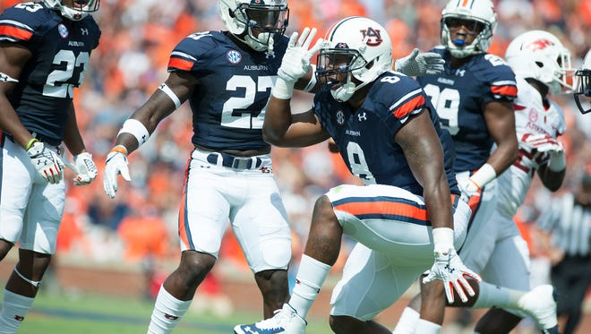 Linebacker Cassanova McKinzy and the Auburn defense will face a different style of offense this week.