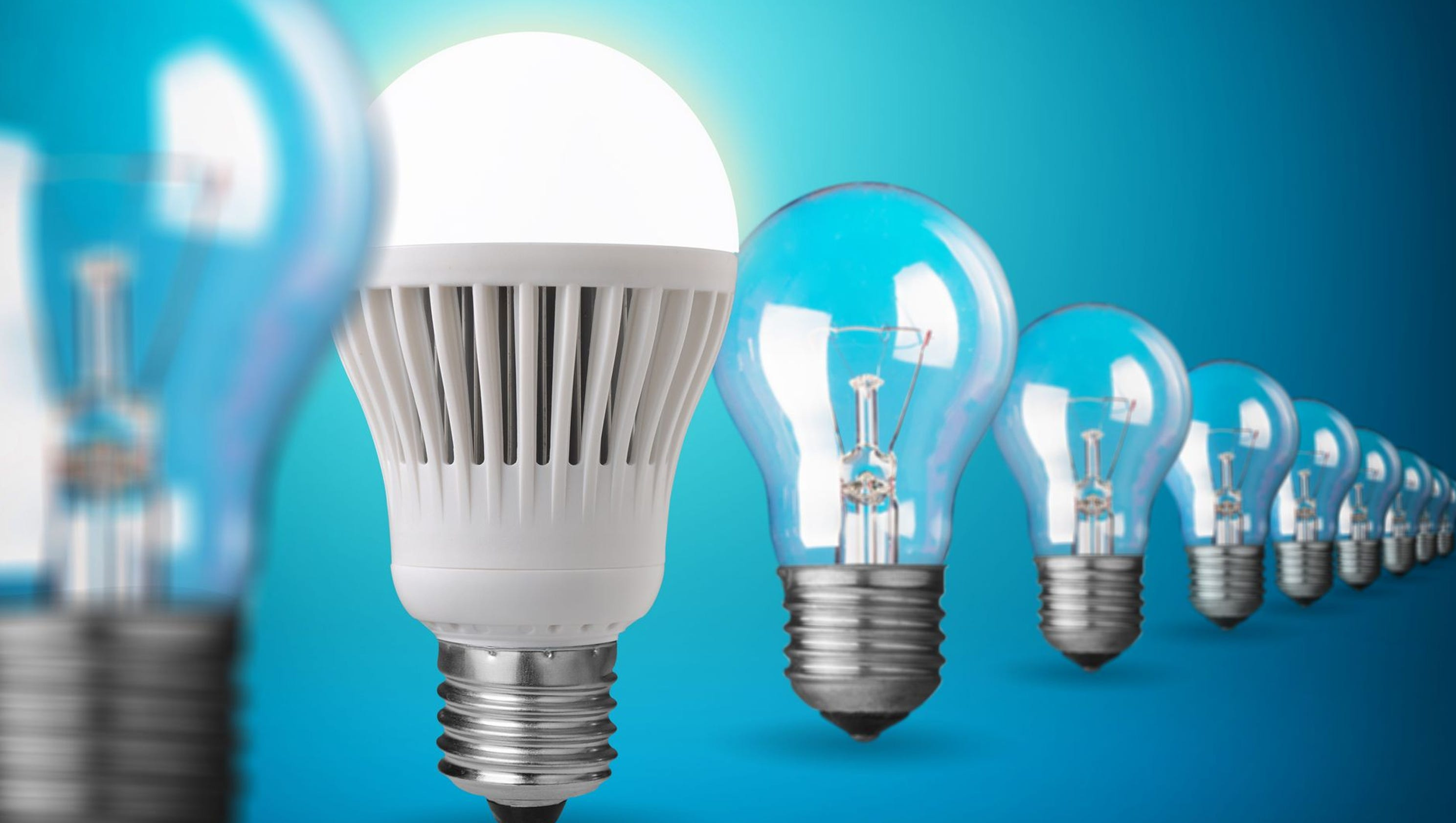 Household savings led bulbs gaining in cost efficiency geenschuldenfo Image collections
