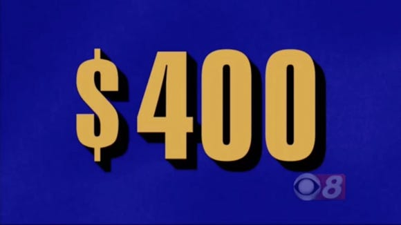 Even the Jeopardy! genius couldn't answer this (pretty easy) college football question