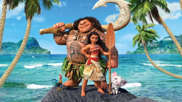 """Moana."" Credit: Disney Pictures"