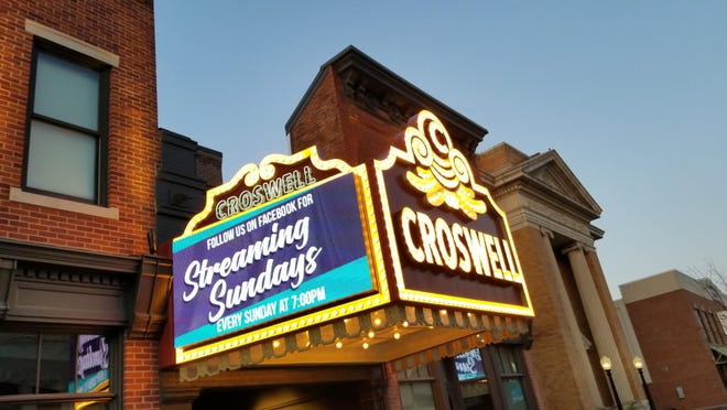 """""""Croswell Out-of-Doors,"""" a series of outdoor art and live entertainment acts hosted by the Croswell Opera House in downtown Adrian, will begin with """"Color Downtown"""" from 5:30 to 6:30 p.m. Friday, June 12."""