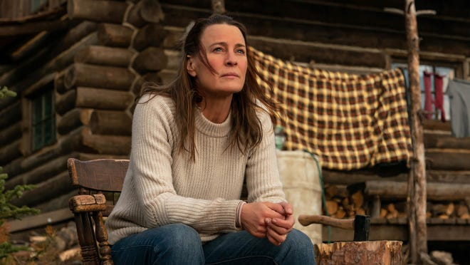 """Robin Wright directs and stars in """"Land."""""""