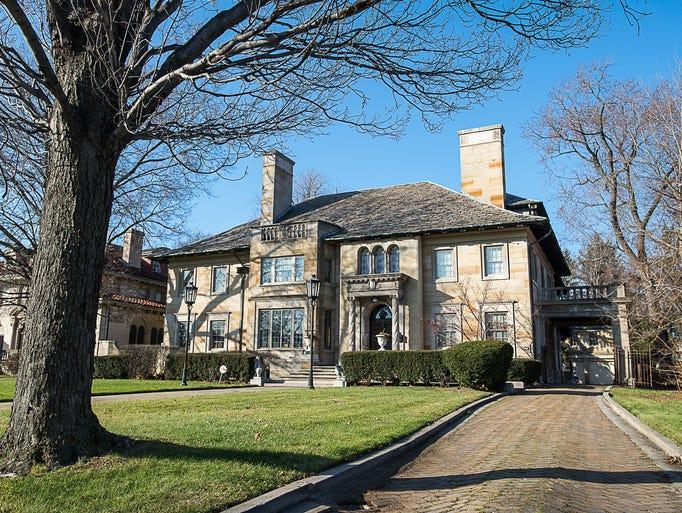 The home of Andrew McLemore seen Thursday December