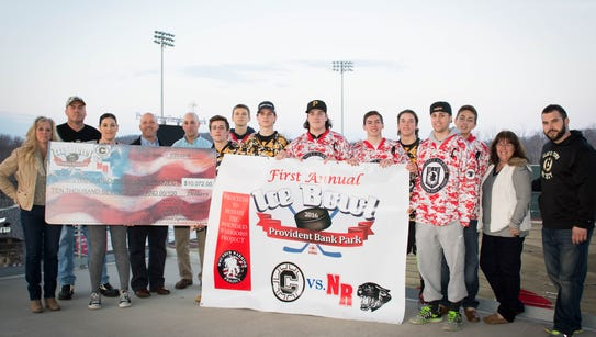North Rockland and Clarkstown raised more than $10,000