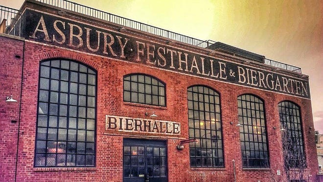 Asbury Festhalle opened in Asbury Park in February of this year.