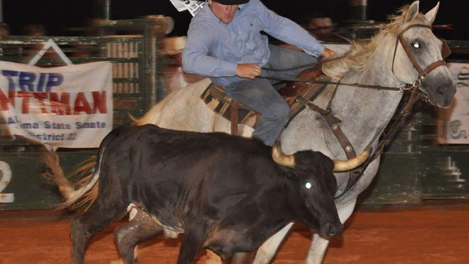 The Foley Horse Arena is hosting the 18th annual Professional Rodeo to benefit Peer Helpers, a program in the Jennifer Claire Moore Foundation.