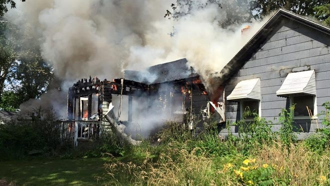Lynda Petrait died in a July 11 house fire at her home on Nine Mile Road.