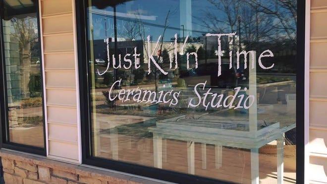 Just Kil'n Time Ceramics Studio opened at 1 Memorial Drive, Waretown.