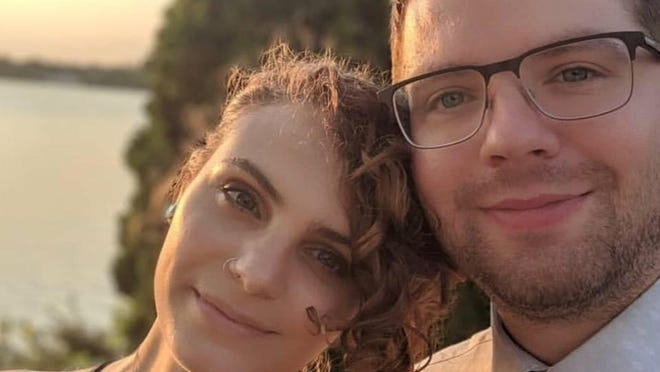 Pocono Record Managing Editor Ashley Fontones and her fiance Tom Pfendt have been planning their wedding for two years. Their scheduled November nuptials are postponed due to COVID-19, but they have a plan in place to save their deposits, have a wedding and keep everyone safe.