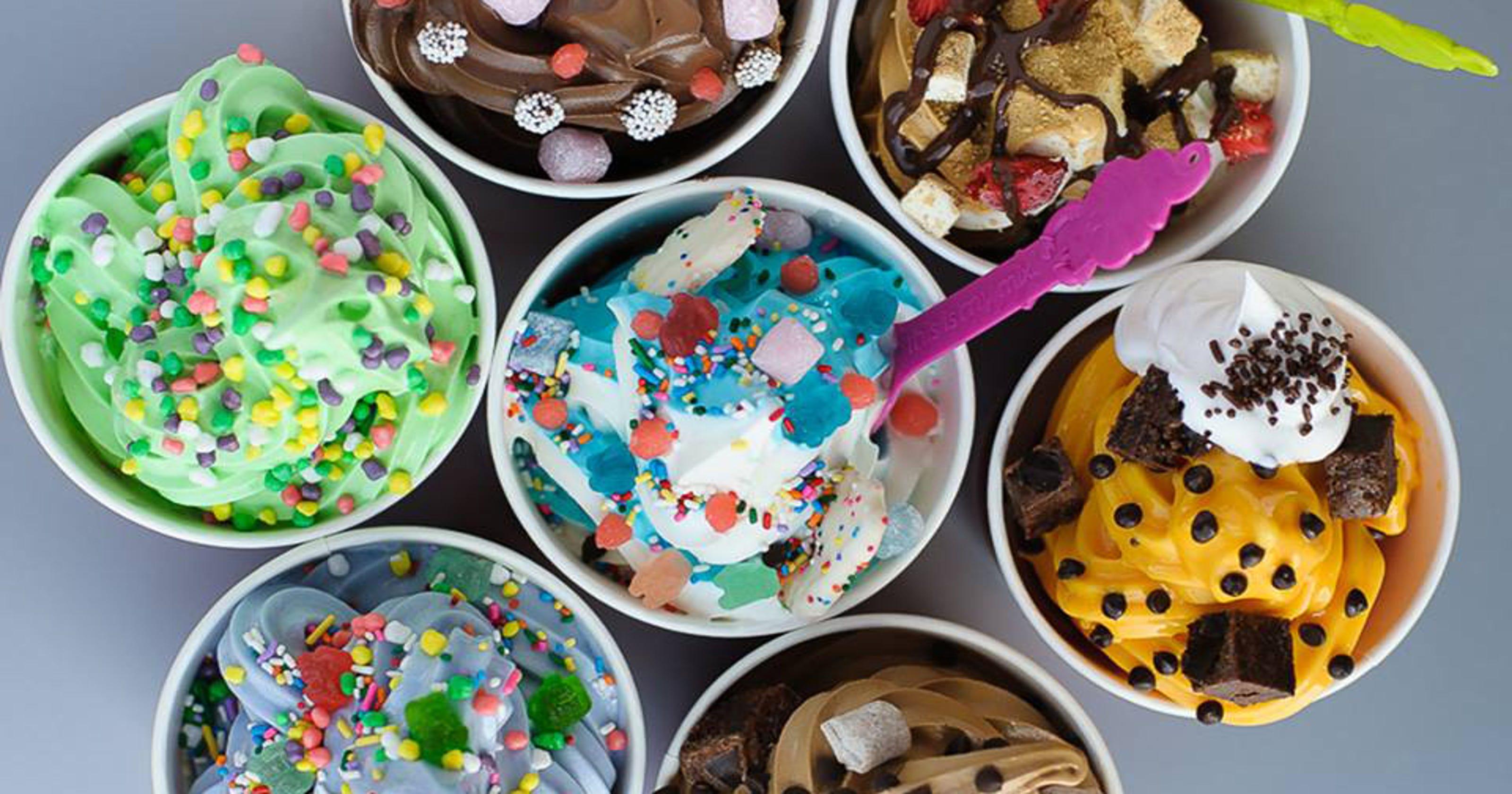 20 Places For Frozen Yogurt In Metro Phoenix