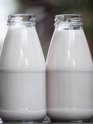 A cup of milk price will double to 50 cents at the New York State Fair later this month.