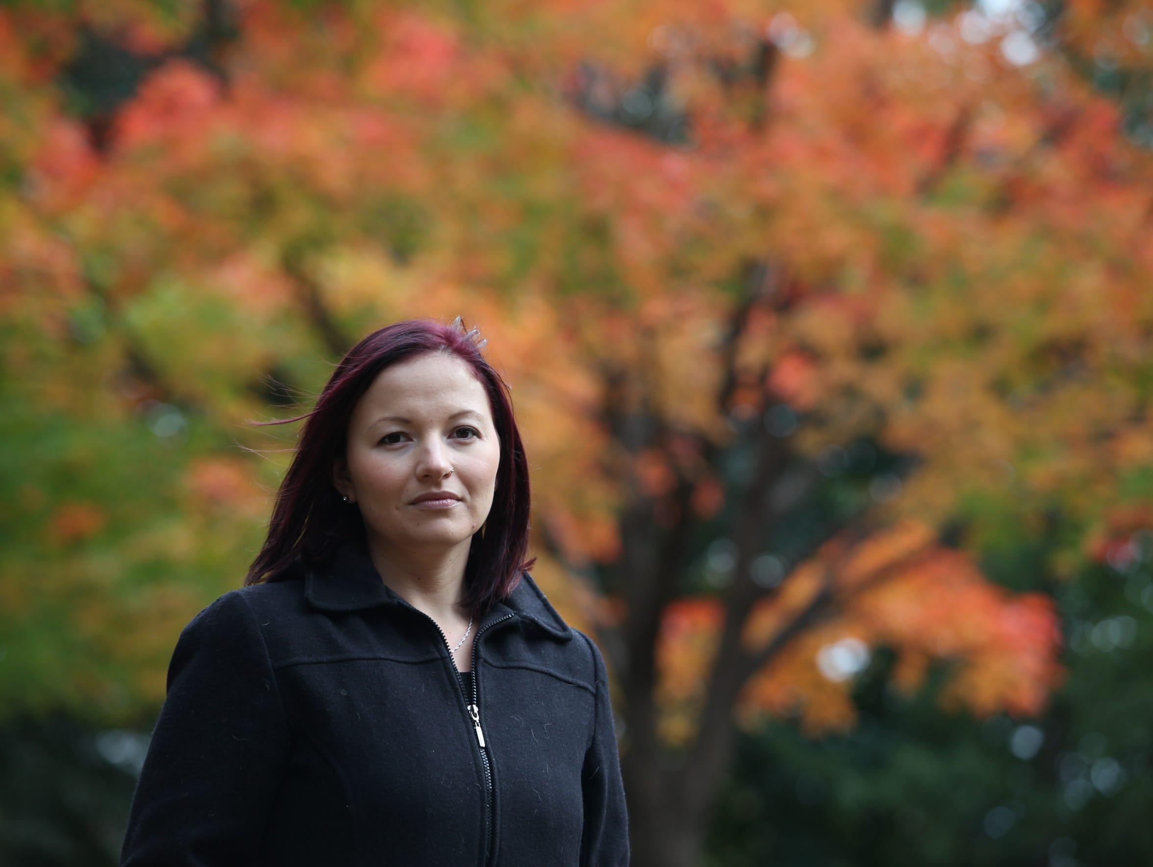 Tiffany Martinez credits the Portland Identification