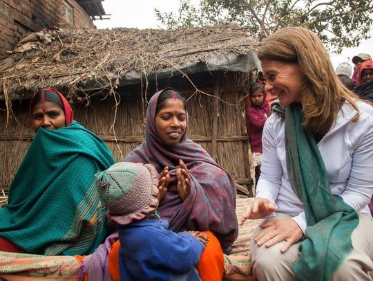India / Bihar / Patna district / January 24, 2013 Melinda