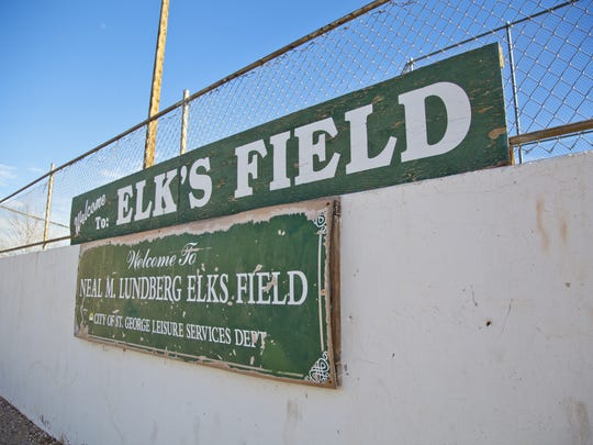 The Elk's Field and The Dixie Sun Bowl have been major