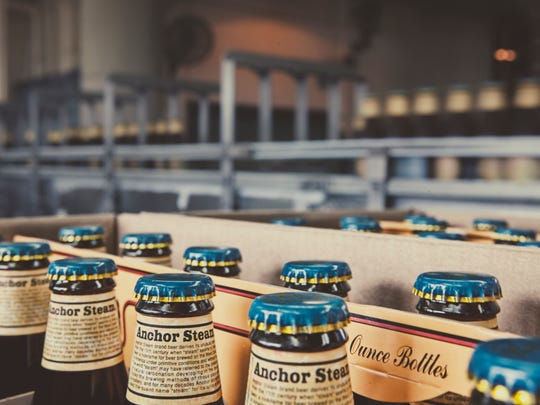 "Anchor Brewing celebrated this milestone with a first ever ""Drink Steam Week"" in August, but a six pack of Anchor Steam can be enjoyed year-round."