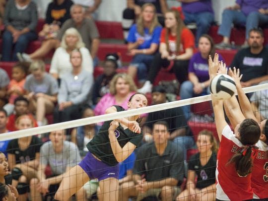 Wapahani took on Central Monday night in a home game.