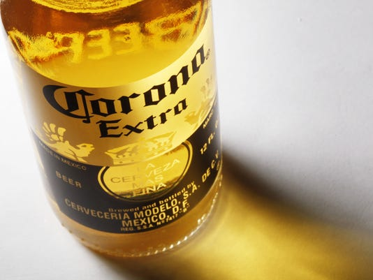 Constellation is the American distributor of Corona.
