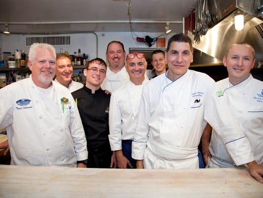 SWFL chefs Norman Love James Beard House NYC