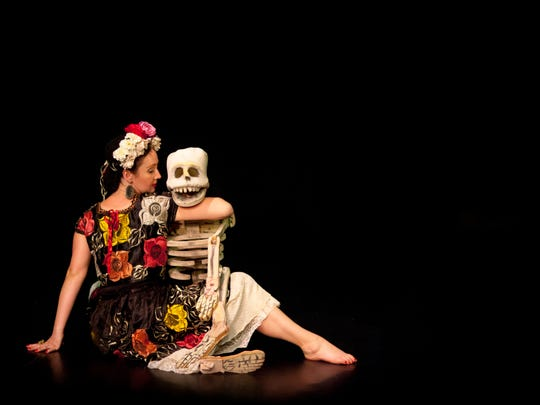 Asheville Contemporary Dance Theatre celebrates the Day of the Dead with choreography, altars, sugar skulls, food and drink and more on Oct. 30-Nov. 1 at BeBe Theatre.