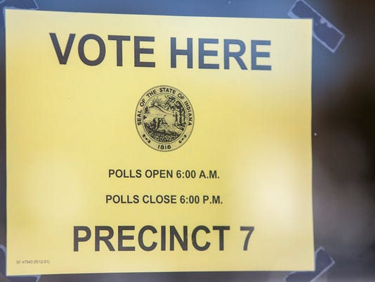 Spring primary election 2016