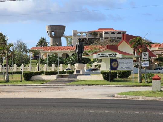 The Ricardo J. Bordallo Governor's Complex at Adelup