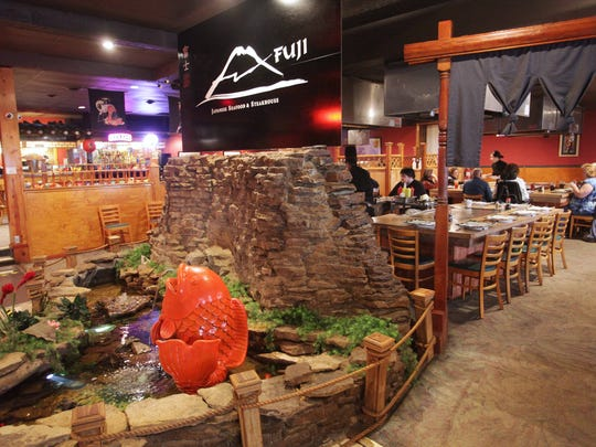 Fuji Japanese Seafood and Steakhouse is open Christmas