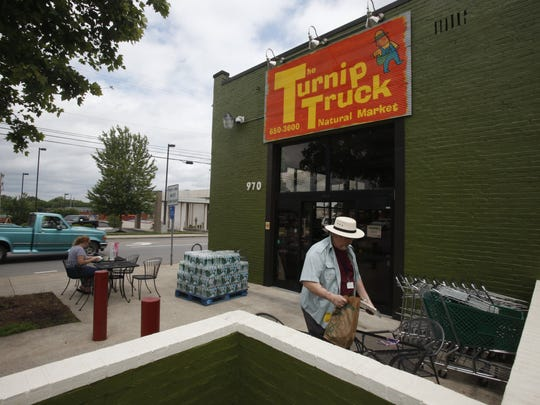 Burger Up plans to open in the former Turnip Truck