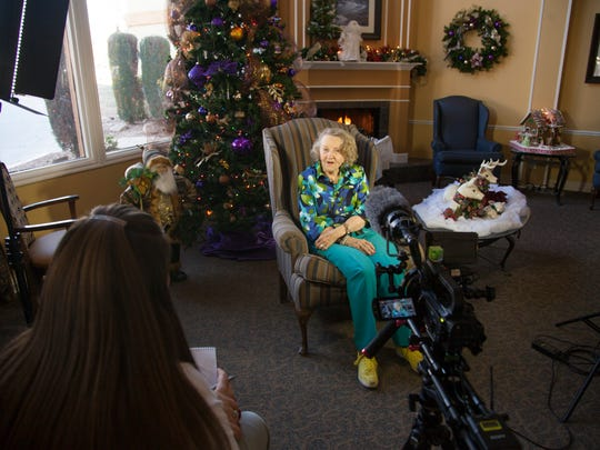 Residents at The Meadows share their favorite Christmas