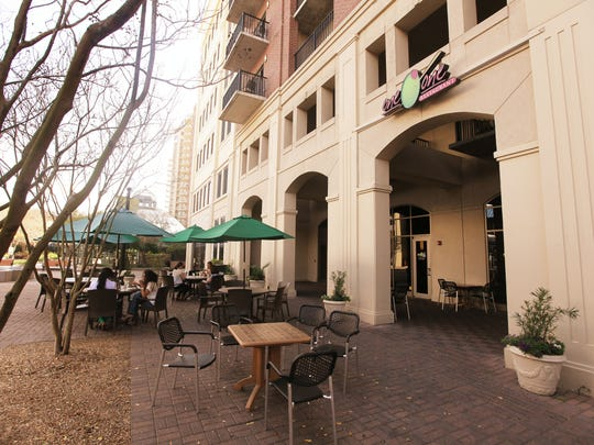 101 Restaurant is located at 215 West College Ave.