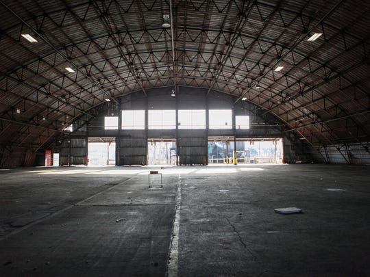 The hangar area of the former RockTenn paper manufacturing facility at 3301 Madison Ave. will serve as a new fermenting and production room for MadTree Brewing Co.
