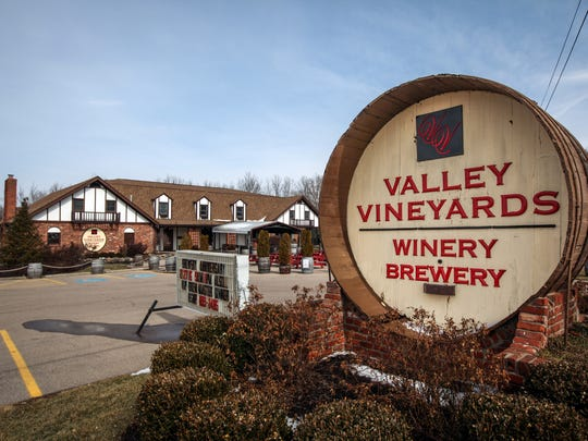 In 2015, Valley Vineyards was the most awarded out