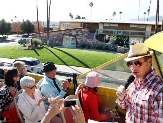 Modernism Week, Feb. 14-24, 2019, overall went on as planned with just a few changes having to be made due to the bad weather, officials say.