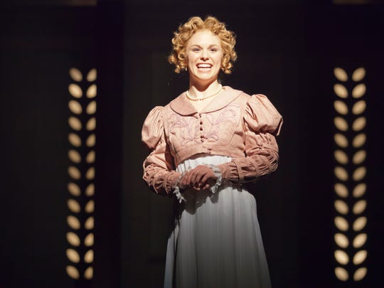 """Courtney Lucien stars as Emma Woodhouse in Cincinnati Shakespeare Company's production of Jane Austen's much-beloved """"Emma,"""" with a stage adaptation by Jon Jory. Performances take place in CSC's theater, 719 Race St., Downtown."""