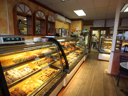 The display cases at Patisserie Didier Dumas in Nyack will move, and the wall behind them will open up to a new space with a wine bar and bistro.