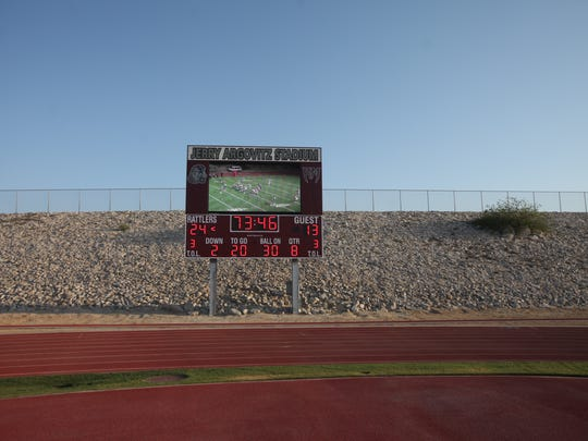 Valley's first video scoreboard unveiled in Rancho Mirage