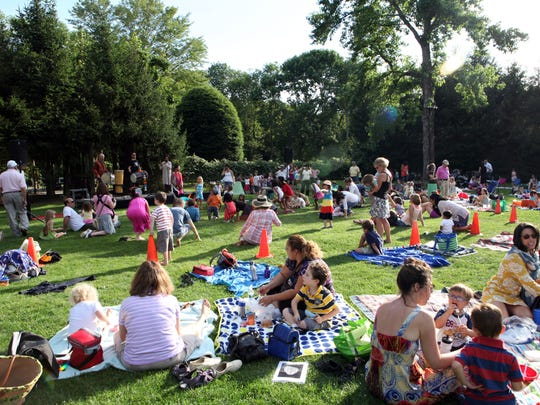 Pack a picnic and enjoy a day of music and fun on the grounds of Caramoor during its American Roots Music Festival.