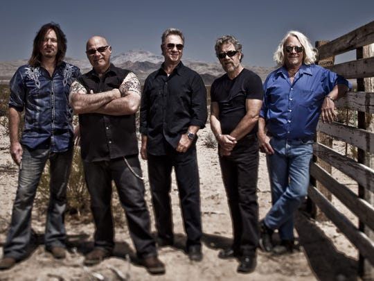 Creedence Clearwater Revisited will close out the Oregon State Fair on Sept. 5.