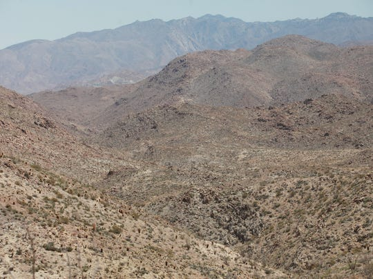 The Jacumba Mountains are one of the most dangerous areas in Southern California for undocumented migrants who cross into the United States illegally. Border patrol agents have found hundreds of dead bodies along these mountains since the late 1990s.