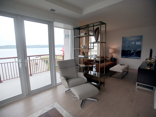 Harbor Square Luxury Units And Park Open In Ossining