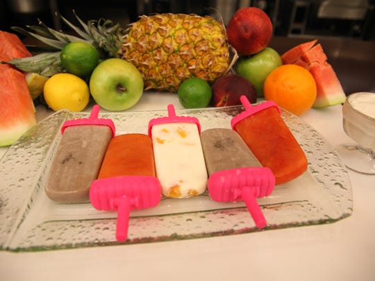Popsicles are just what you need as we approach a heatwave.