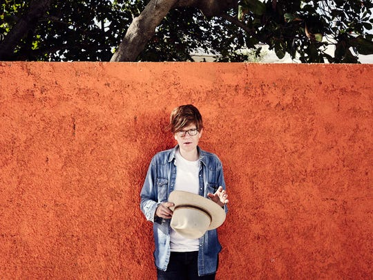 Brett Dennen takes part in the Do Good Fest on Saturday