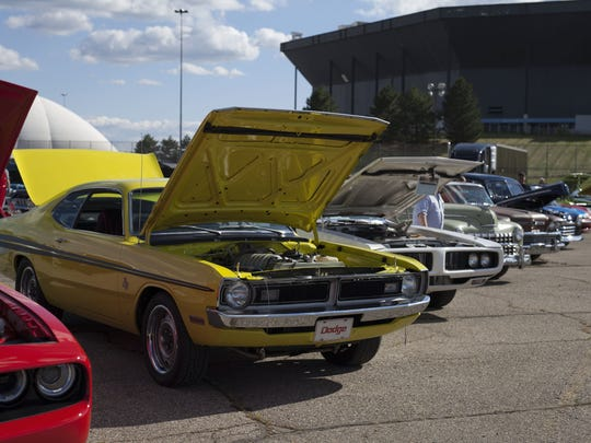 All types of vehicles came to race at Roadkill Nights