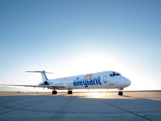 Allegiant is adding a new flight to Norfolk, Virginia, this summer.