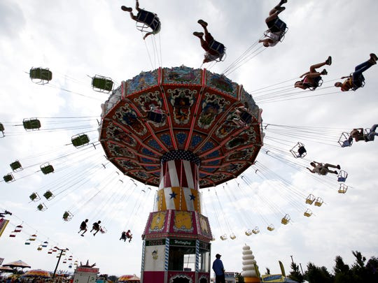 Don't miss the NC Mountain State Fair in its last weekend,
